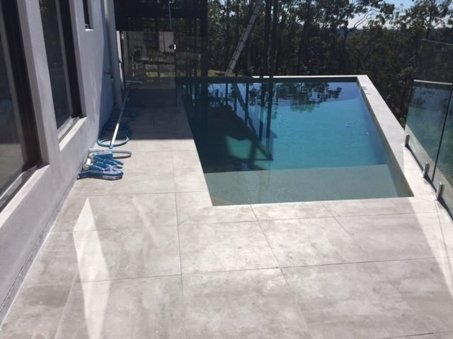 tallai concrete pool builders